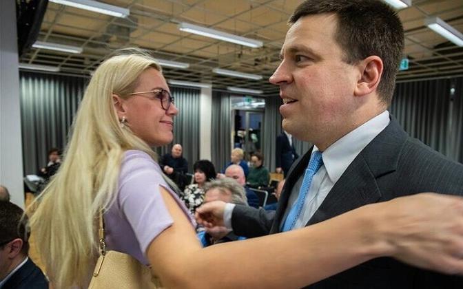 Euroopa Komisjoni energiavolinikuna saab Kadri Simsonist vana hea võitluskaaslase asemel mõne kuuga peaminister Jüri Rattale karm ja nõudlik sõnumitooja.
