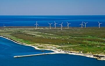 Pakri Wind Farm. Photo is illustrative.