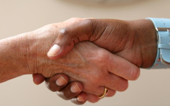 Käehaardetugevuse mõõtmise abil on võimalik varakult prognoosida vanadusega seotud terviseprobleeme.