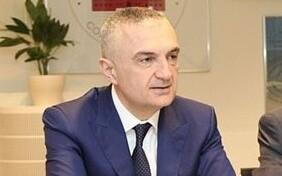 President of Albania Ilir Meta