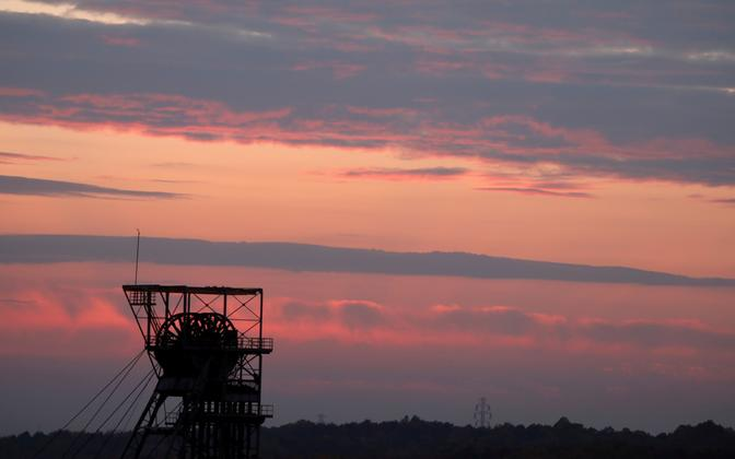 Wujeki söekaevandus Poolas.