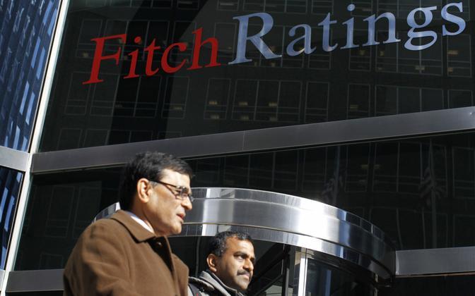 Reitinguagentuuri Fitch peakorter