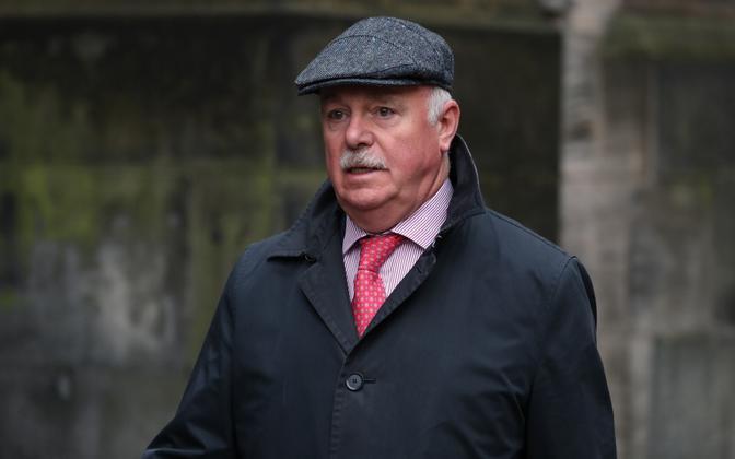 Šoti kohtunik lord Pentland.