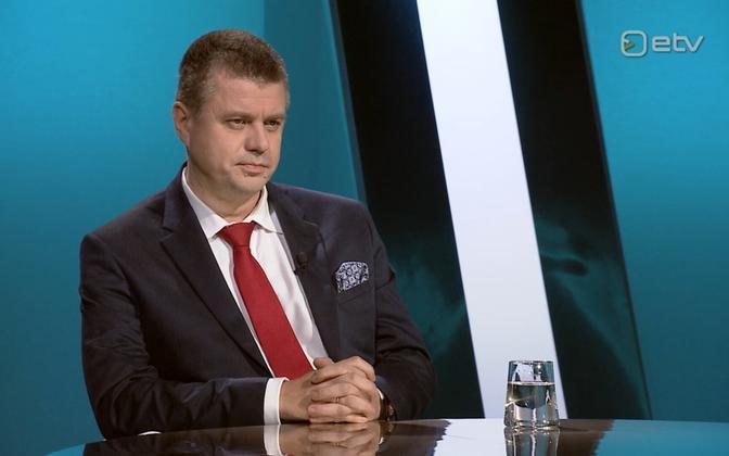 Minister of Foreign Affairs Urmas Reinsalu (Isamaa)