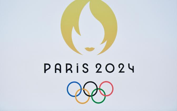 Pariisi olümpiamängude logo