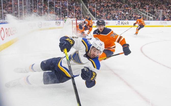 Edmonton Oilers - St. Louis Blues