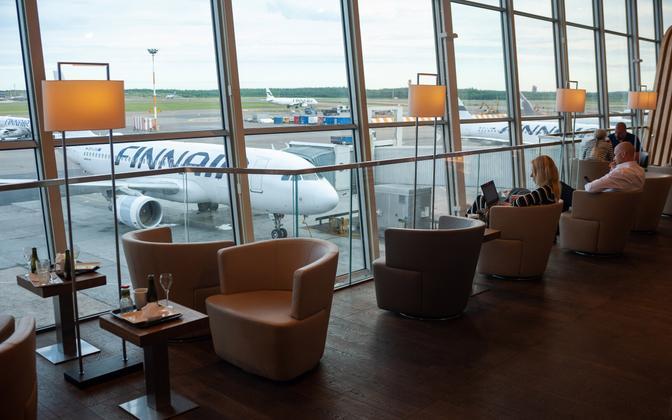 Helsingi-Vantaa lennujaam.