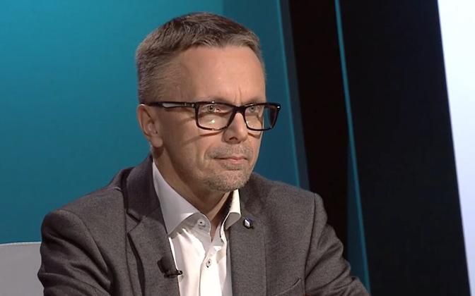 VTA Deputy Director General Olev Kalda.