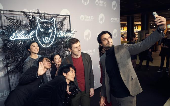 Grand prix' võitnud Jaapani filmi