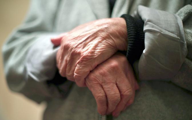 Eesti pensionid on väiksemad kui lääneriikides.