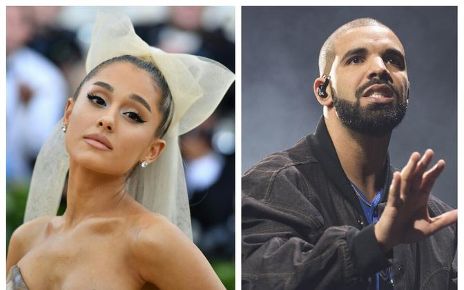 Ariana Grande, Drake