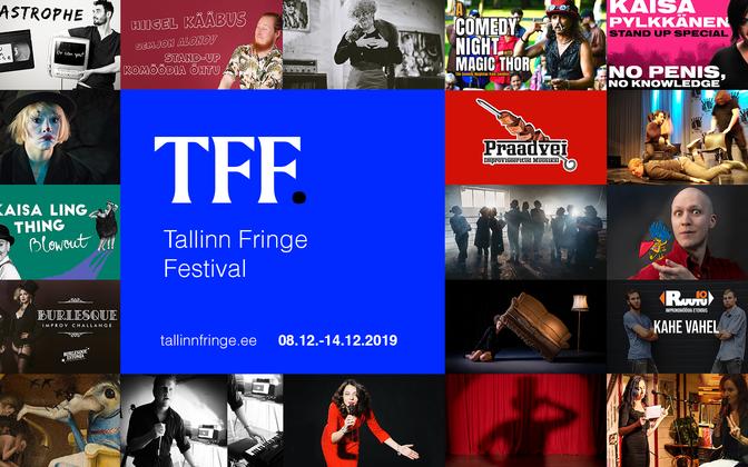 Tallinn Fringe Festival runs Dec. 8-14.