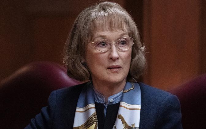 Meryl Streep teleseriaalis