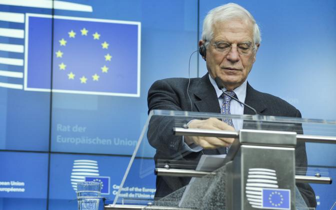Euroopa Liidu välispoliitika uus juht Josep Borrell.