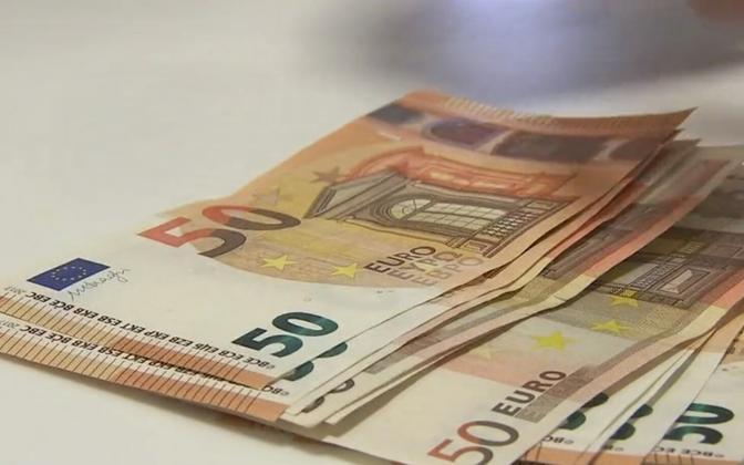 Estonia's minimum wage will rise next year.