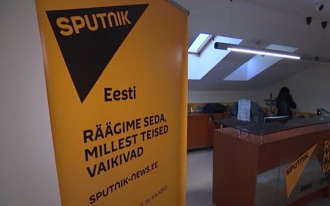 Sputnik Estonia.
