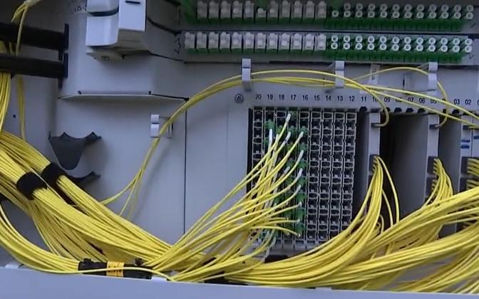 Elektrilevi  cabling.
