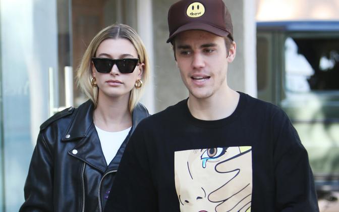 Hailey Baldwin Bieber ja Justin Bieber