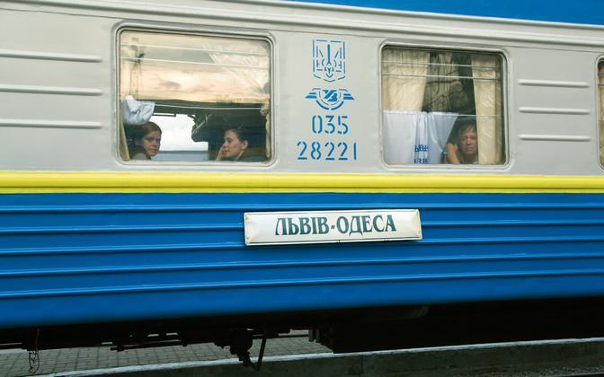 Lvivi-Odessa rong.