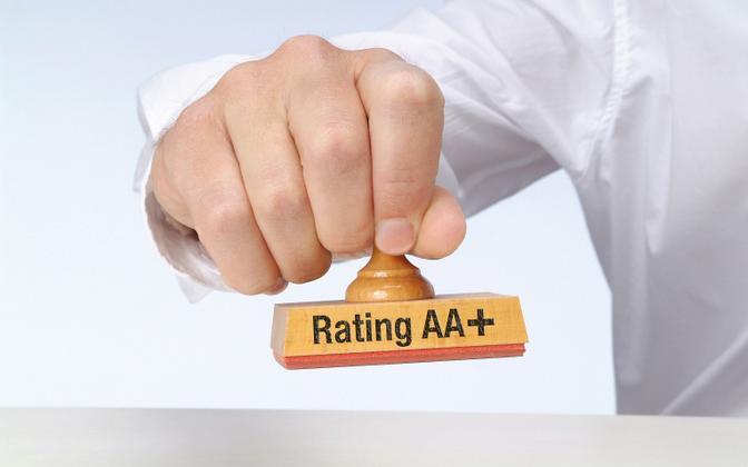 Fitch jättis Soome riigireitingu tasemele AA+.