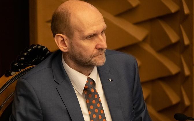 Helir-Valdor Seeder (Isamaa).