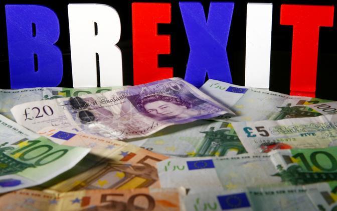 Brexit, naelad ja eurod.