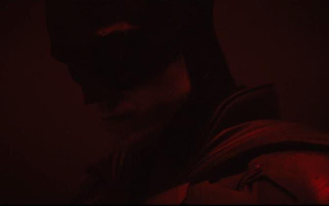 Robert Pattinson Batmanina