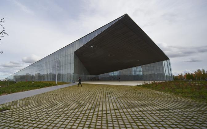 Estonia National Museum.