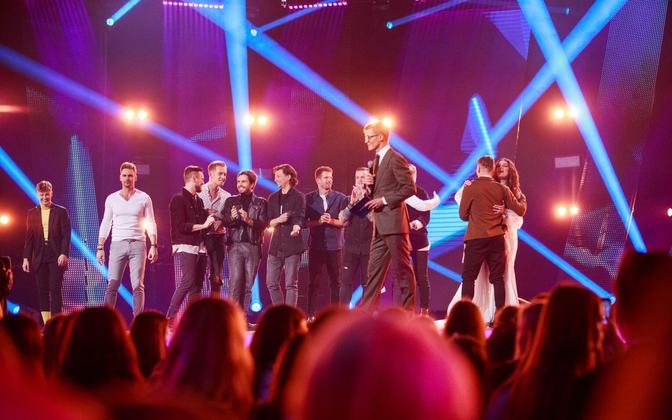 Eesti Laul II poolfinaal