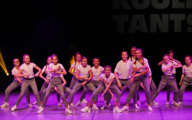 Koolitants 2020 Tallinna tantsupäev