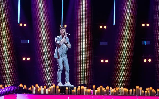 Eesti Laul 2020 võitja Uku Suviste