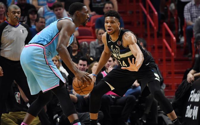 Miami Heat - Milwaukee Bucks