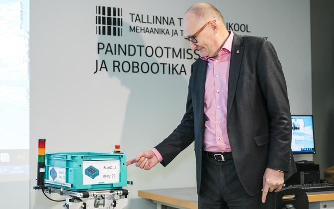 Ministeeriumi raport annab TTÜ rektorile Jaak Aaviksoole mitmeid soovitusi süsteemi parandamiseks.