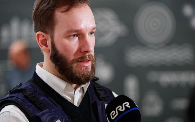Terviseameti kriisistaabi liige Ragnar Vaiknemets