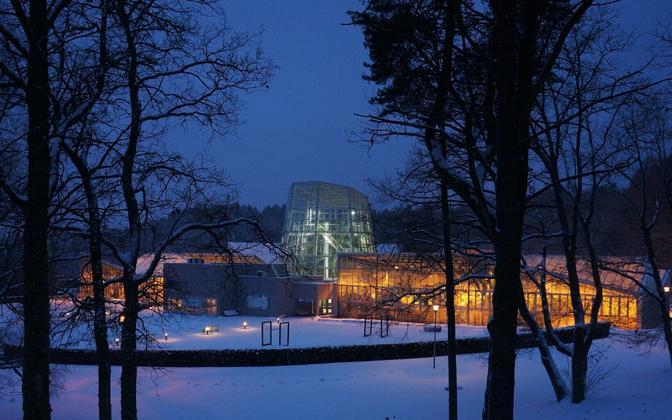 Tallinn Botanical Gardens.