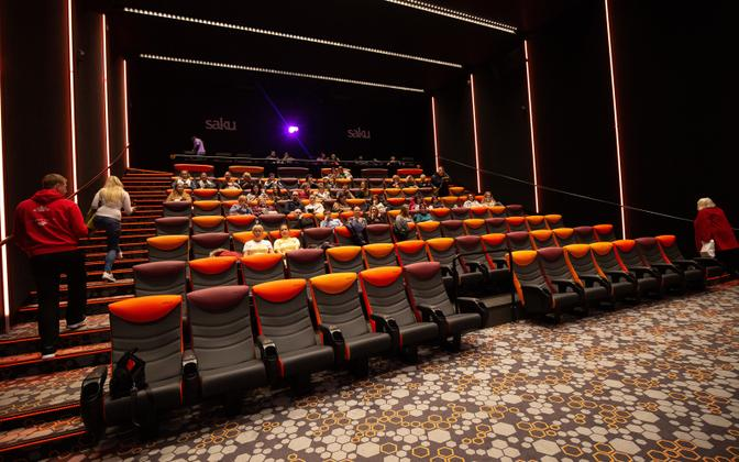 Apollo movie theater.