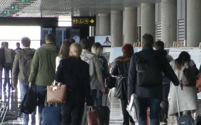 Riga Airport  (picture is illustrative).