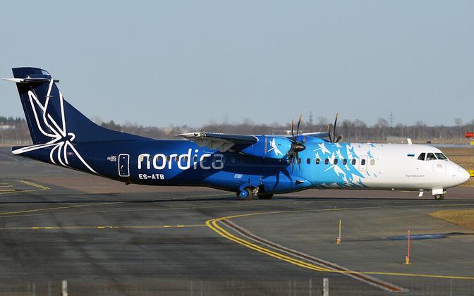 Regional Jet on Nordica tütarfirma