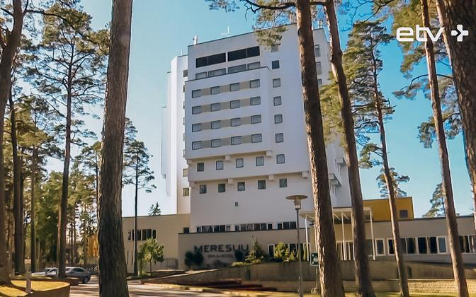 Meresuu Spa Hotel in Narva-Jõesuu.
