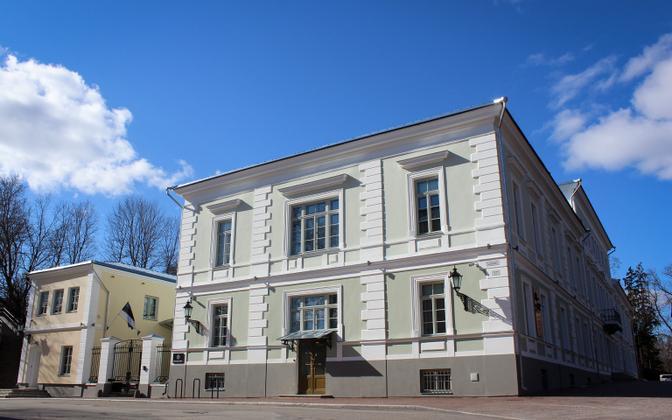 Riigikohtu hoone