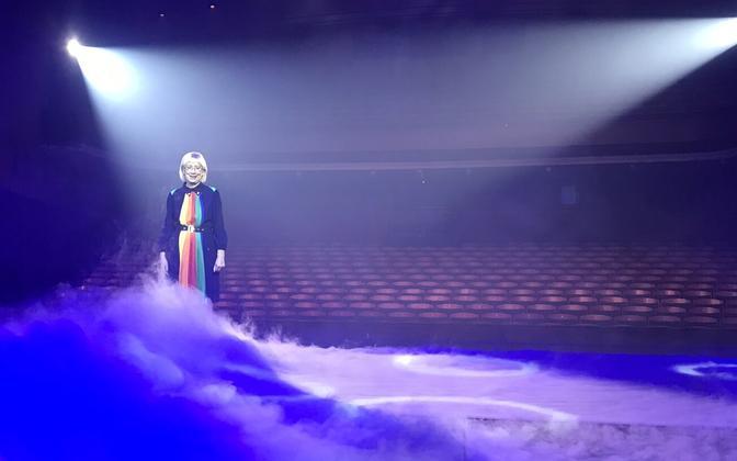 Teatriauhinnad, Reet Weidebaum