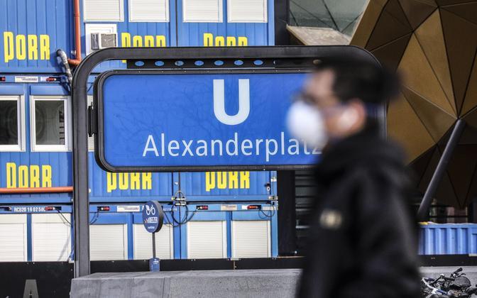 Saksamaa kavatseb ühistranspordis näomaski kandmise kohustuslikuks teha.