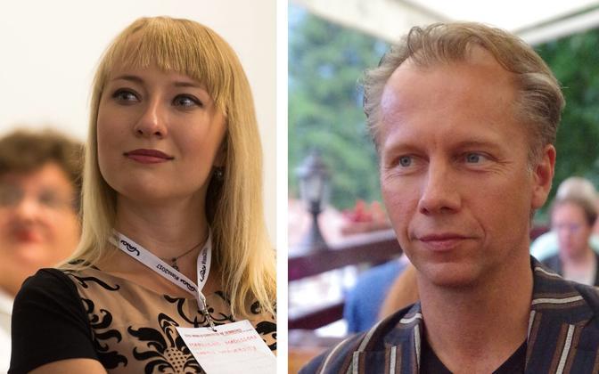 Mari-Liis Madisson ja Andreas Ventsel