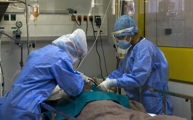 Haigla Kreekas.