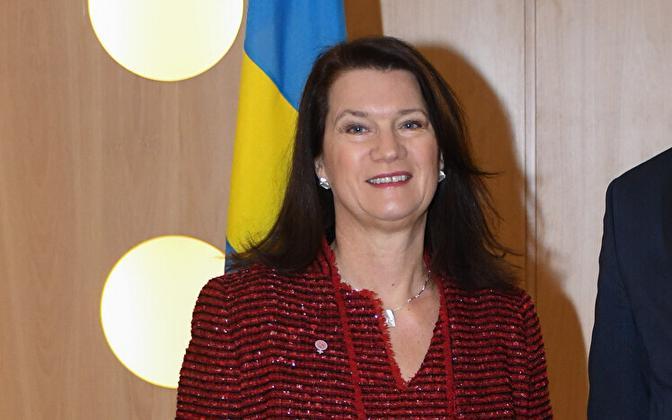 Ann Linde.