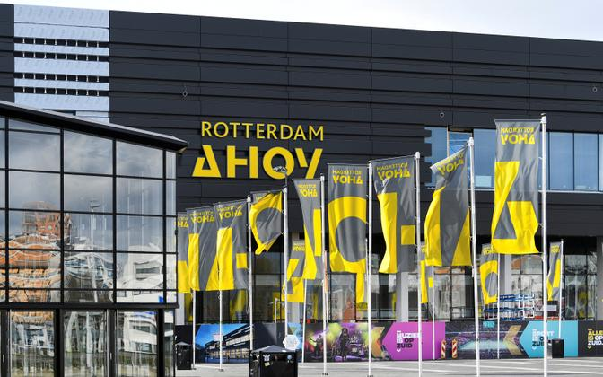 Rotterdami Ahoy kontserdimaja