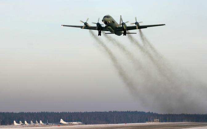 Vene sõjaväelennuk