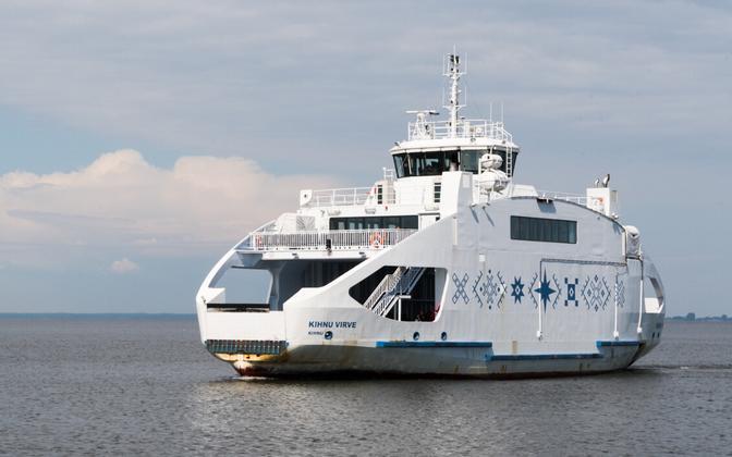 Passenger ferry Kihnu Virve.