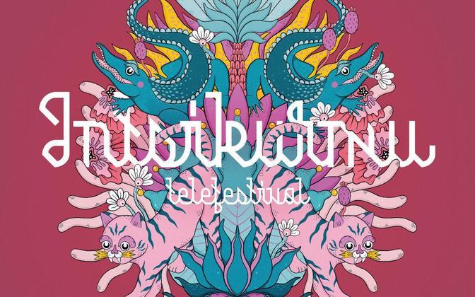 Intsikurmu 2020 toimub telefestivalina. Kontseptsioon/graafiline disain: Martin Rästa (Baas), illustratsioon: Maria-Liisa Leonidov.