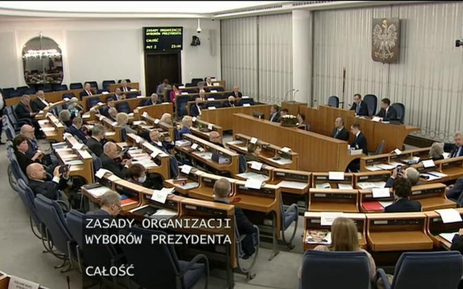 Poola senat.